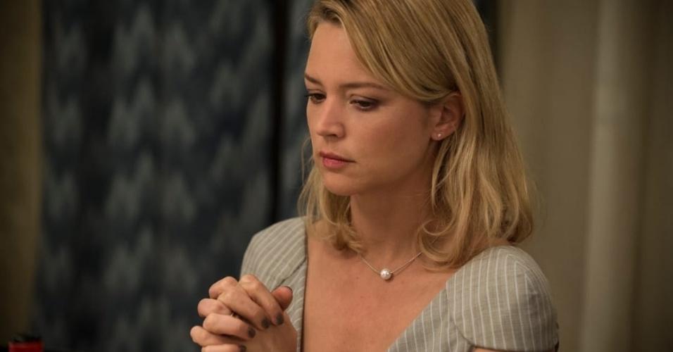 """Virginie Efira em cena do filme """"Elle"""" (2016), de Paul Verhoeven"""