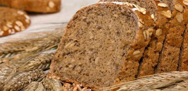 Glúten é uma proteína presente na farinha de trigo
