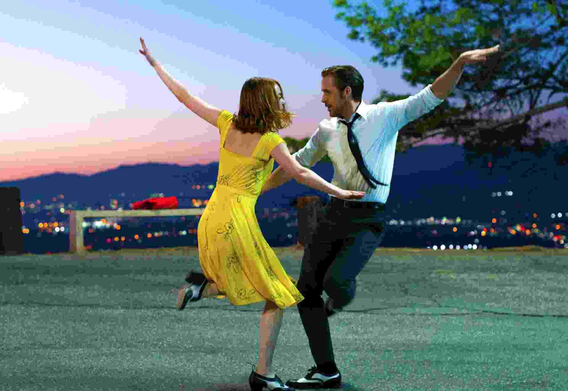 """Cena do filme """"La La Land: Cantando Estações"""" (2016), de Damien Chazelle - Reprodução"""