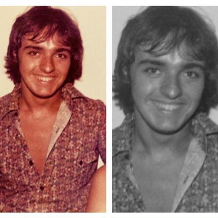 Gugu Liberato publica foto de 40 anos atrás - Reprodução/Instagram/guguliberato