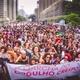 Mulheres assumem cachos como ato político; vem aí Marcha do Orgulho Crespo - Reprodução/Facebook da foto de Christian Braga/Jornalistas Livres