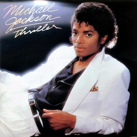 """Capa do álbum """"Thriller"""", de Michael Jackson - Divulgação"""