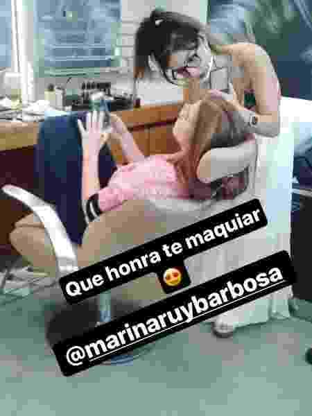 Marina Ruy Barbosa se prepara para casar no civil - Reprodução/Instagram - Reprodução/Instagram