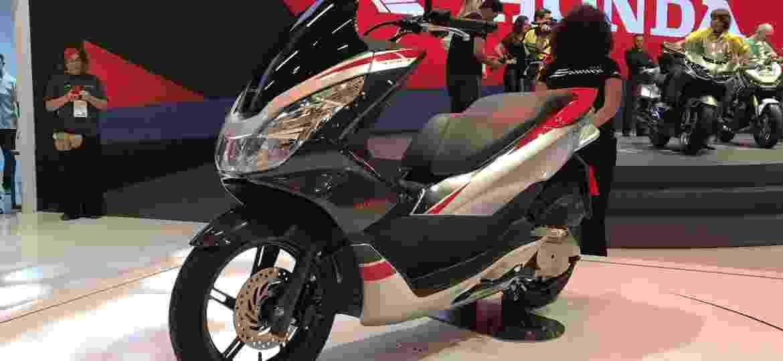 Segmento de scooters foi protagonista em 2017 e vem forte em 2018, junto com motos mais modernas - Divulgação