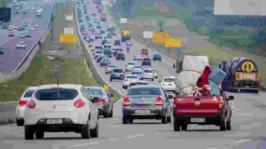 É bom que o carro esteja em perfeitas condições para um passeio seguro e tranquilo; é preciso também respeitar as leis de trânsito - Daniel Sobral/Futura Press