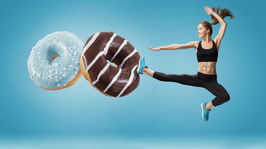 Muita gente traçou como meta de ano novo perder peso, mas será que a tecnologia pode ajudar a cumpri-la? - iStock