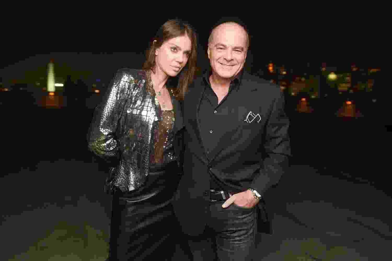 Marcelo de Carvalho, ex-marido de Luciana Gimenez, assumu o namoro omance de Simone Abdelnour - André Ligeiro/Brazil News