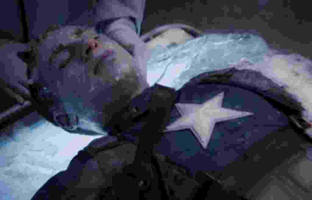 """Cena de """"Capitão América: O Primeiro Vingador"""" (2011) - Reprodução"""