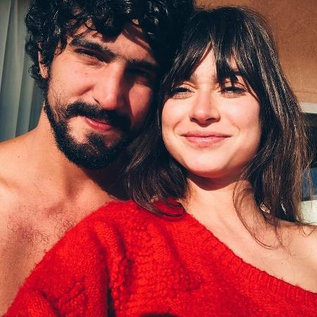 O casal Thaila Ayala e Renato Góes - Reprodução/Instagram
