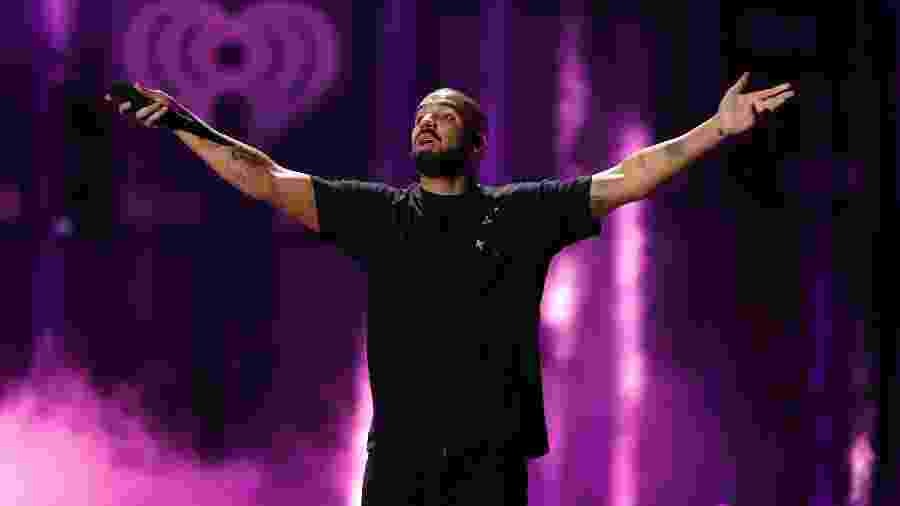 O rapper Drake  - Christopher Polk/Getty Images