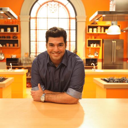 """Felipe Bronze começa a gravar o """"Top Chef"""" em fevereiro - GNT/Divulgação"""