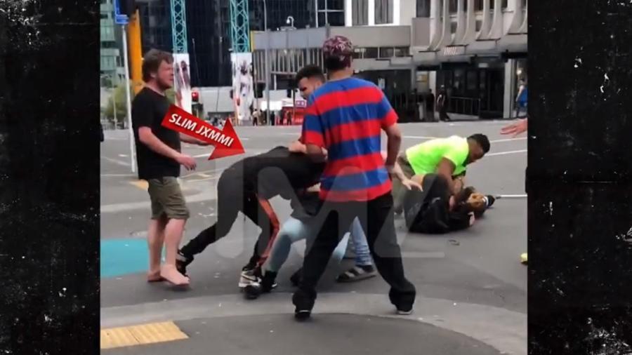 Rapper americano se envolve em briga na Nova Zelândia; um é esfaqueado - Reprodução/TMZ.com