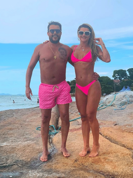Mirella Santos e Ceará - Reprodução/Instagram