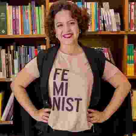 Gabriela Souza tem um escritório de advocacia exclusivamente para mulheres - Reprodução/Facebook