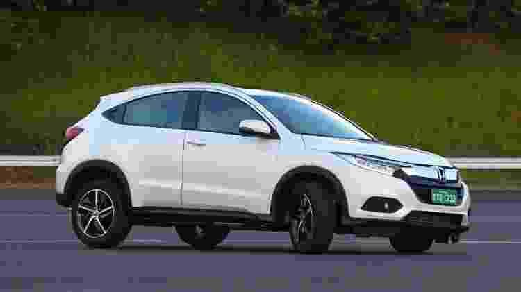 Honda não divulga desempenho, mas imprensa fala em 0-100 km/h nos 8,9 s e máxima de 210 km/h - Murilo Góes/UOL