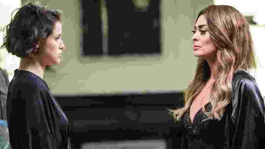 Maria da Paz desmascara Josiane em A Dona do Pedaço - João Miguel Júnior/TV Globo