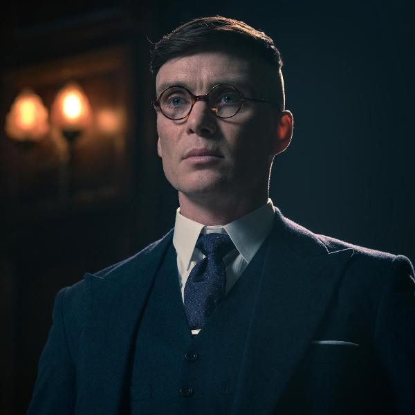 Thomas Shelby, de 'Peaky Blinders', em imagem da 5ª temporada