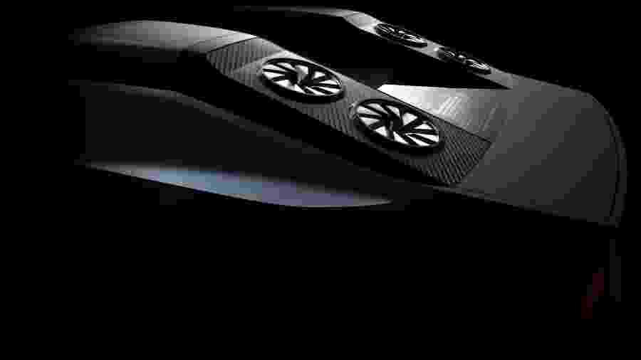 Teaser de novo conceito híbrido da Mitsubishi a ser apresentado no Salão de Tóquio - Divulgação