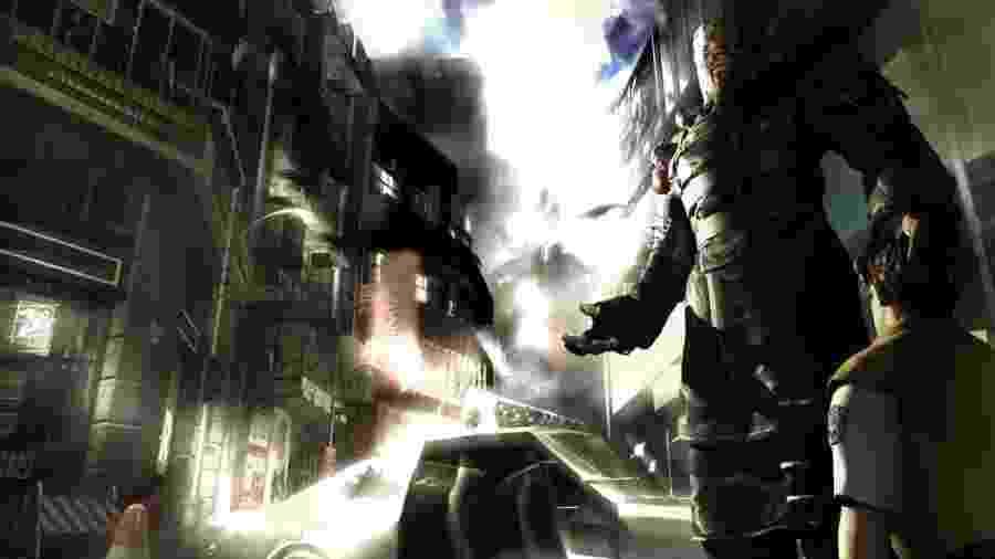 Nemesis, um dos mais icônicos monstros dos videogames - Reprodução