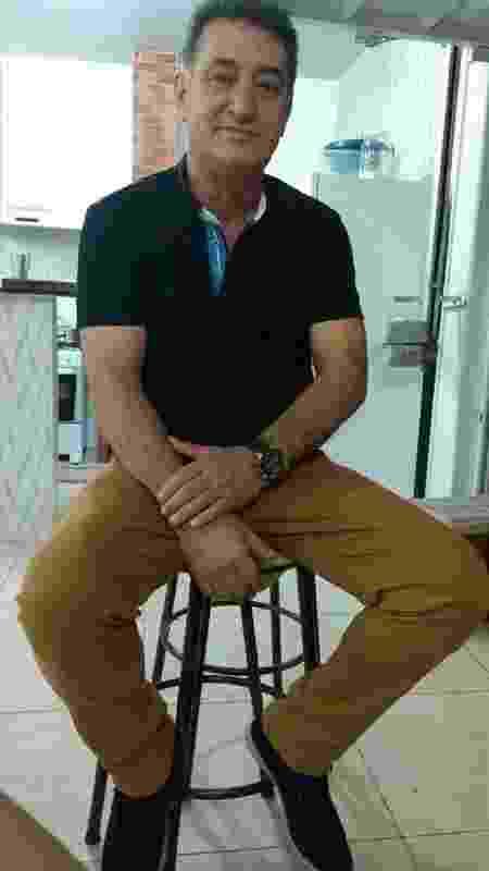 Baltazar Augusto de Menezes  - Reprodução/Facebook - Reprodução/Facebook