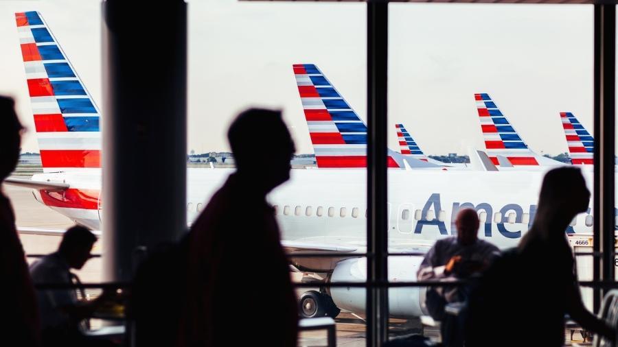 A American registrou prejuízo líquido de 2,4 bilhões de dólares - Getty Images