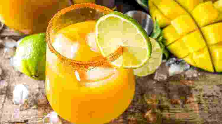 Tequila com manga, lima, limão e pimenta rendem, por exemplo, um drique bem refrescante - Getty Images - Getty Images