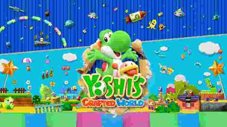 Yoshi7 - Divulgação/Nintendo - Divulgação/Nintendo