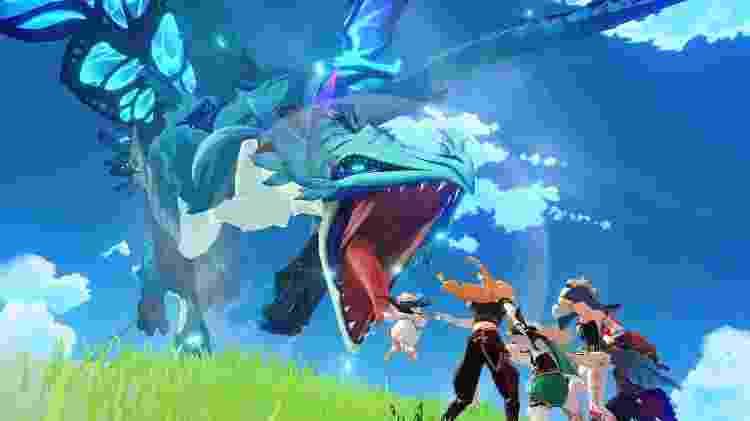Genshin Impact game chinês - Divulgação - Divulgação