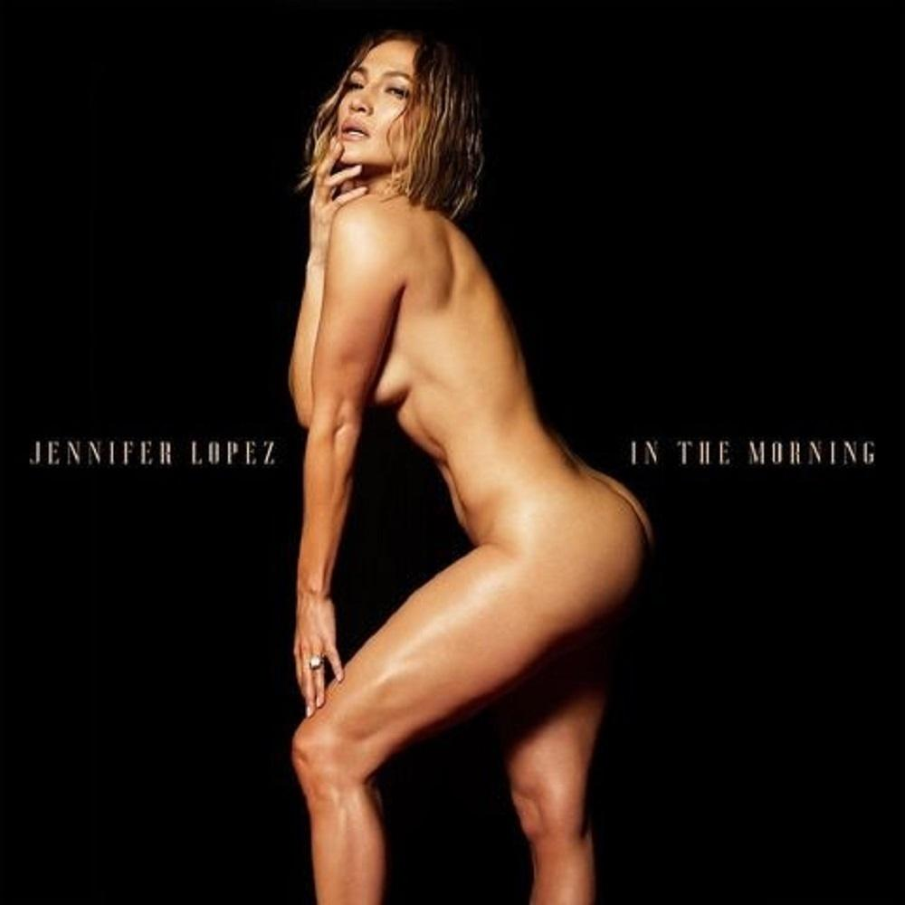 Jennifer Lopez has posed nude for the cover of the new single 'In The Morning'