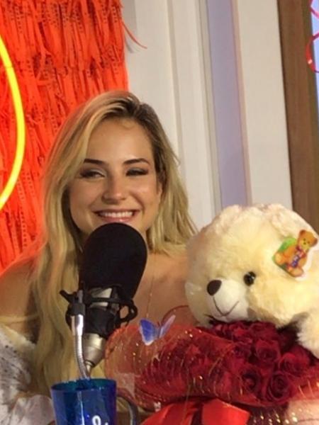 Ex-BBB Gabi Martins faz trollagem e pede Tierry em namoro ao vivo em programa de rádio - Reprodução/ Instagram