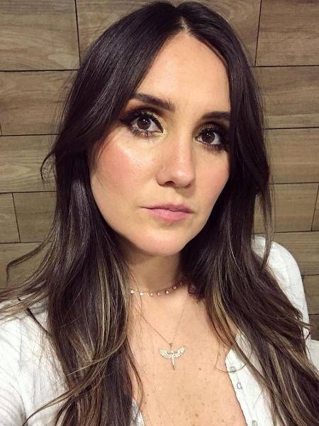 Dulce María mostra o rosto da filha pela primeira vez - Imagem: Reprodução/Instagram@dulcemaria