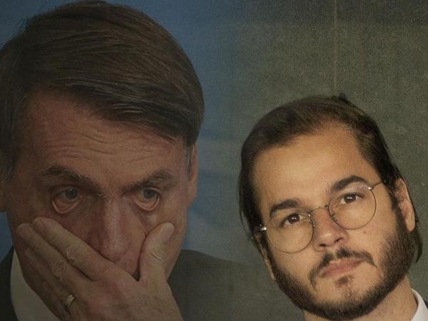 """Túlio Gadêlha sempre fala de Jair Bolsonaro ao comentar o """"BBB 21"""""""