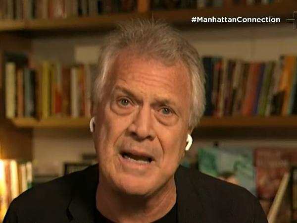 Em entrevista ao 'Manhattan Connection', Pedro Bial disse que só entrevistaria Lula ao vivo com a ajuda de um polígrafo