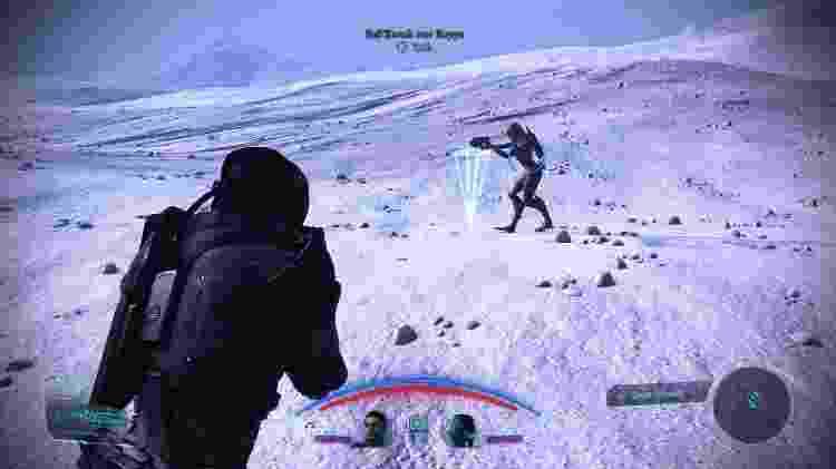 Mass Effect Legendary Edition - Comande seus companheiros - Daniel Esdras/GameHall - Daniel Esdras/GameHall
