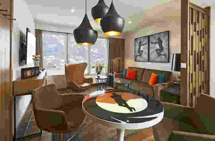 Resort de ski Murren é obcecado por James Bond (8) - Divulgação - Divulgação