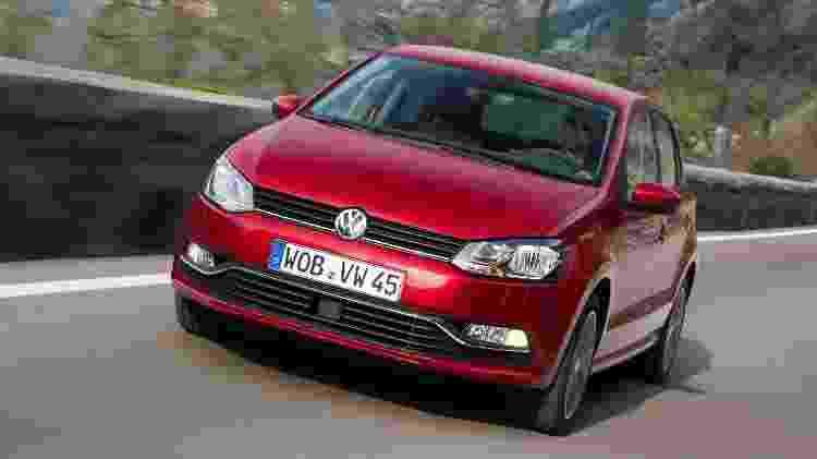 Volkswagen Polo Europeu 2014 - Divulgação - Divulgação