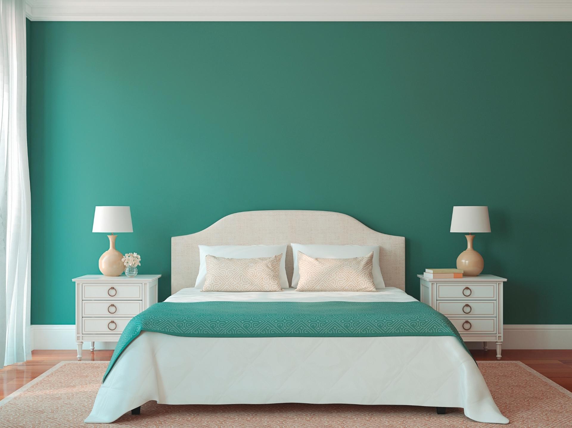 Inspirada nas águas do oceano Pacífico, a coleção Equilibrium do catálogo de tendências 2016 da Lukscolor é composta por verdes azulados (