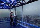 A meio quilômetro de altura: veja o mirante do prédio mais alto do mundo - Divulgação/Burj Khalifa