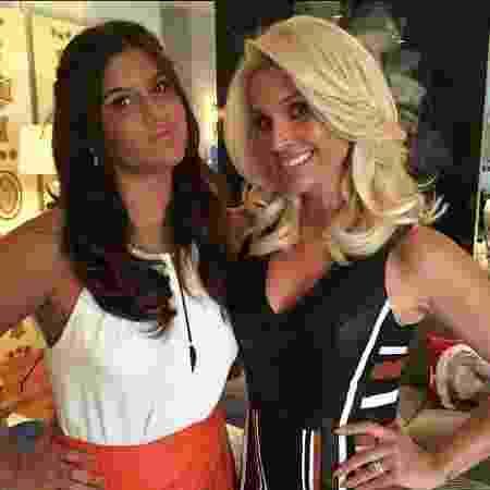 Giulia Costa e a mãe, Flávia Alessandra - Reprodução/Instagram/Giulia Costa - Reprodução/Instagram/Giulia Costa