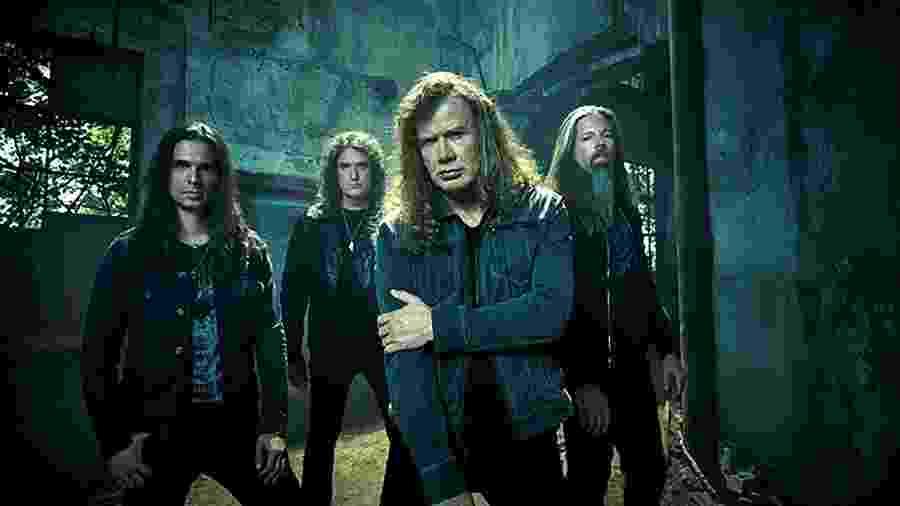 Megadeth - Divulgação
