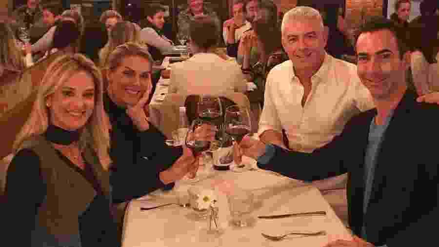 Ana Hickmann revela que será madrinha do casamento de Ticiane Pinheiro e Cesar Tralli - Reprodução/Instagram/ahickmann