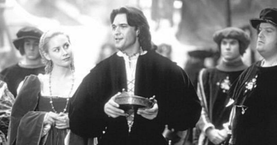 """Cena do filme """"Para Sempre Cinderela"""" (1998)"""