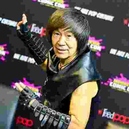 Figurinha carimbada em eventos de animes, Akira Kushida cedeu sua voz para músicas que embalaram a infância de muita gente - Reprodução