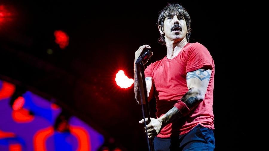 Lollapalooza - Red Hot Chili Peppers - Mariana Pekin/UOL