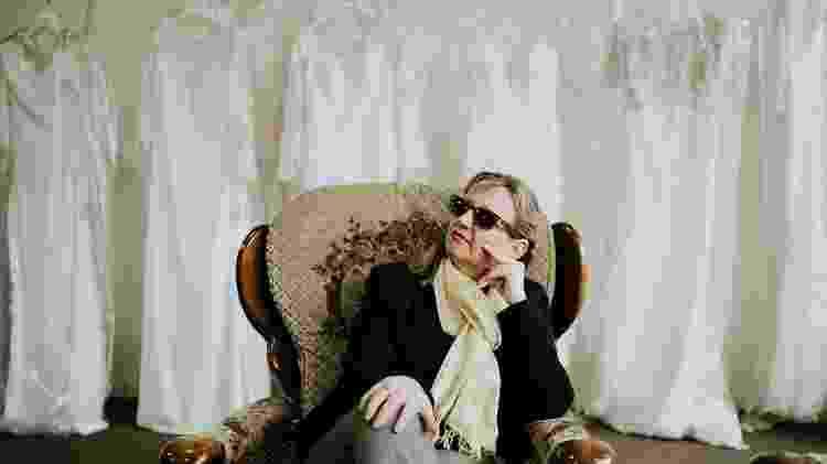 O dia em que Stephanie, cega desde os 27, escolheu o seu vestido de noiva - Reprodução James Day Photography - Reprodução James Day Photography