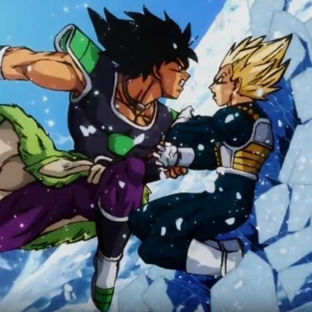 """Cena de """"Dragon Ball Super: Broly"""" - Reprodução"""