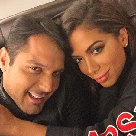 Renner Souza é um dos melhores amigos de Anitta - Reprodução/Instagram
