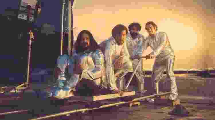 A banda Ted Marengos - Divulgação - Divulgação