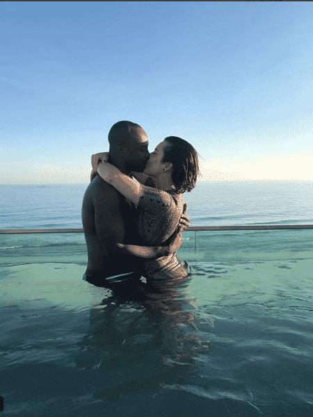 Thiaguinho e Fernanda Souza - Reprodução/Instagram
