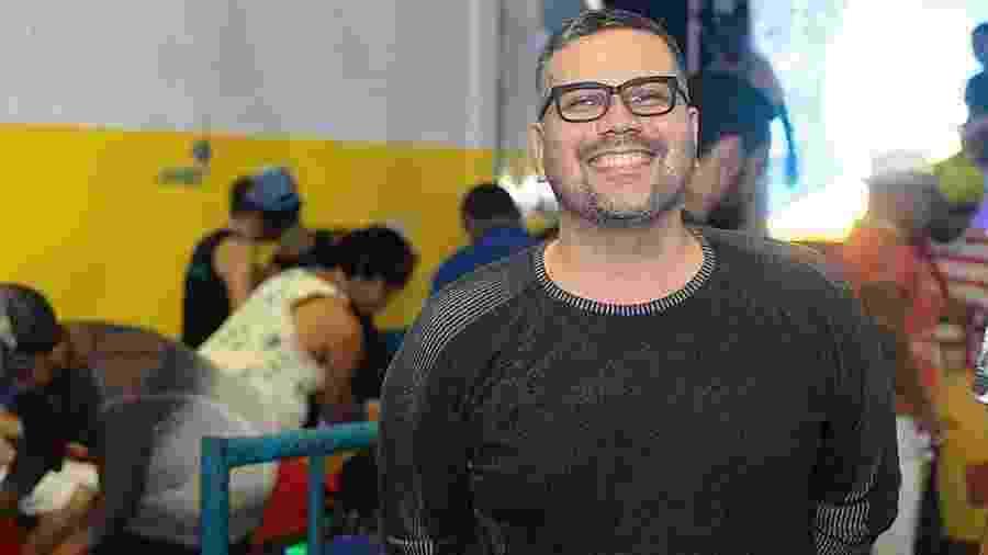 Jack Vasconcelos, carnavalesco da Paraíso do Tuiuti - Ewerton Pereira/Divulgação